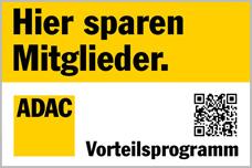 Informationen zum Daytraining ADAC Vorteilsprogramm