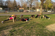 Athletik Training Berlin