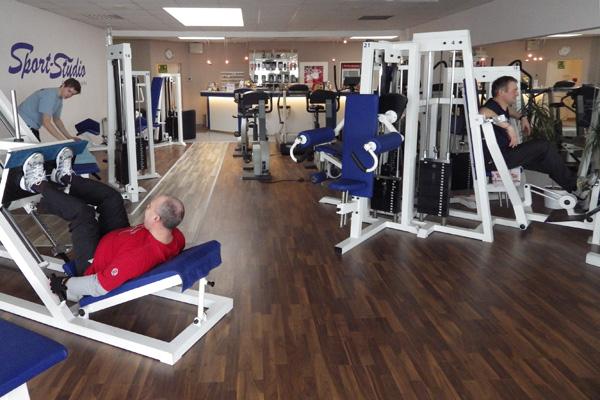 SportStudio Ellerbek Fitnessstudio bei Hamburg