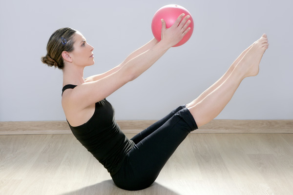 Pilates im Dance and Move Hamburg