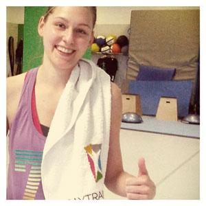 Linda war am Anfang begeistert vom Functional Training und hat bis zu 7 mal pro Woche trainiert.