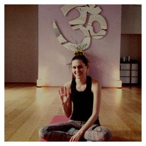 Mittlerweile macht Linda begeistert Yoga und der Funke ist endlich übergesprungen.