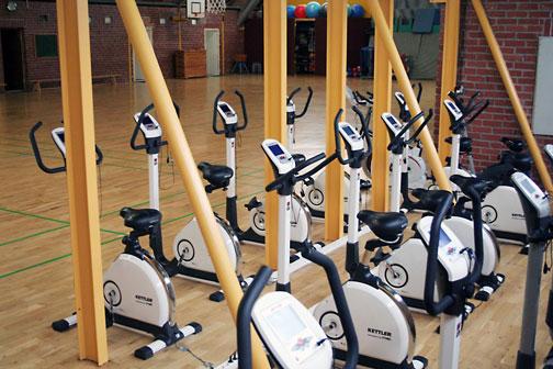 Cardio-Training im L.E. Sport e.V. Leipzig